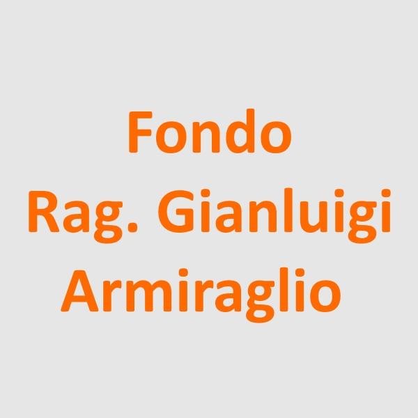 Fondo Rag. Gianluigi Armiraglio